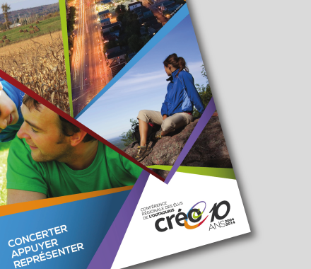 Conférence régionale des élus de l'Outaouais (CREO) – rapport annuel 2013-2014