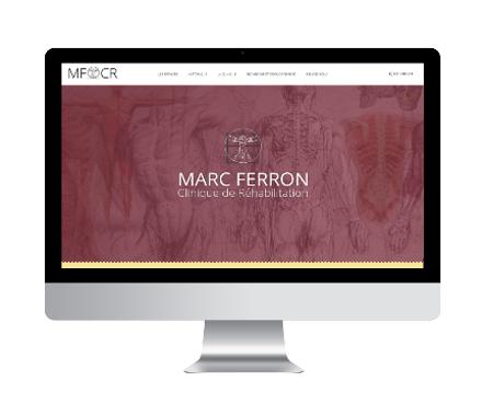 Marc Ferron – Clinique de réhabilitation