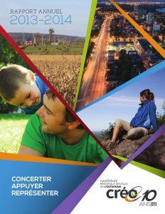 Couverture - Conférence régionale des élus de l'Outaouais (CREO) | Hot Dog Trio