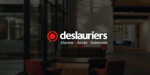 Logo - Deslauriers | Hot Dog Trio