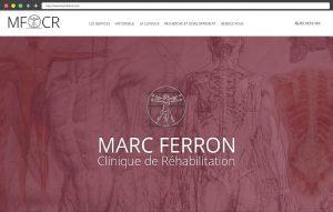 Marc Ferron - Site Web   Hot Dog Trio