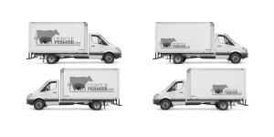 Cube Truck - Cercle Fermier | Hot Dog Trio