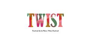 Logo - Festival de la Fibre Twist | Hot Dog Trio