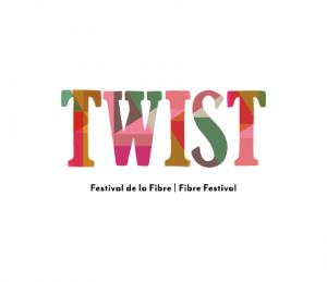 Logo - Festival de la Fibre Twist   Hot Dog Trio