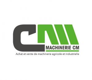 Logo - Machinerie CM | Hot Dog Trio