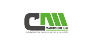 Logo - Machinerie CM   Hot Dog Trio