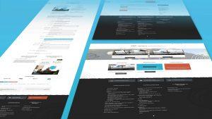 Site web aperçu