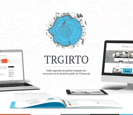 Website redesign and branding for the TRGIRTO